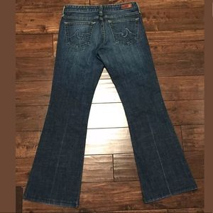 Adriano Goldschmied Boot Cut Jeans Size 27 X 28